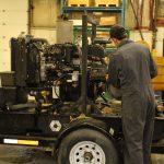 Diesel Powered Selwood