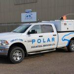 Polar Industrial Service Truck